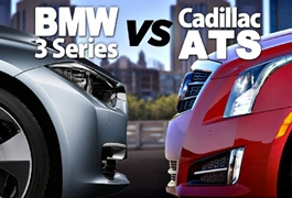 �����̾��� ����ũ�� �ʿ��ϴ�! BMW 328i VS ij���� ATS